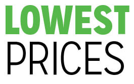 Lowest Prices